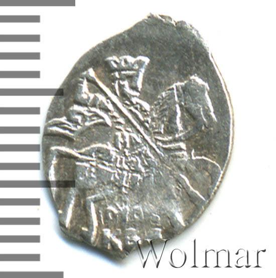 1 Копейка 1613 год. МОС/КВА (Москва)