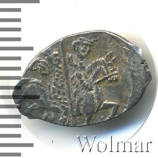 1 Копейка 1552 год. К / АН (Новгород)